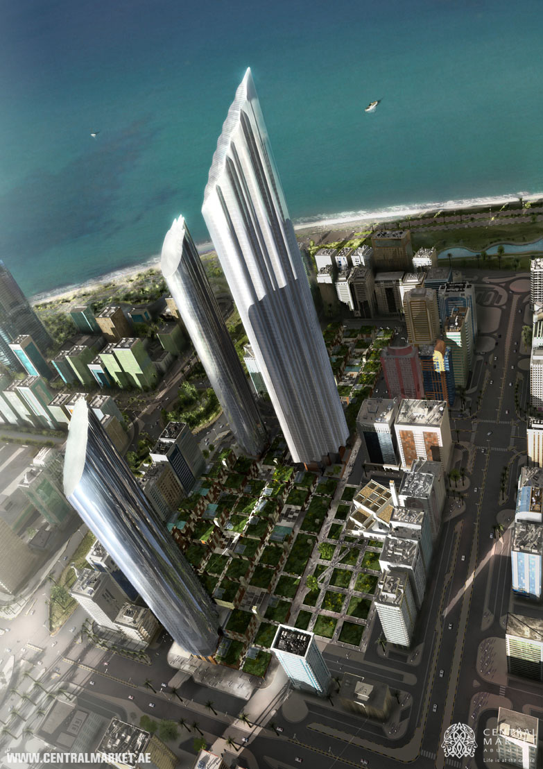 Abu Dhabi Central Market - The Souk